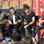One Direction Give First Interview Without