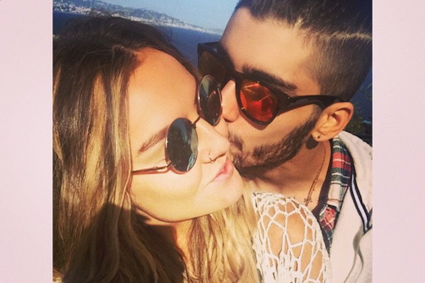 perrie-edwards-zayn-malik-instagram