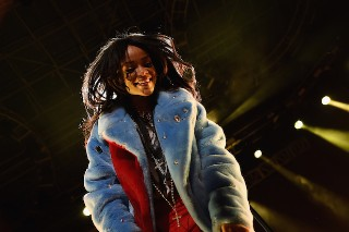 "Rihanna's ""American Oxygen"" Surfaces: Listen To The Studio Version"