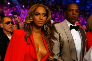 Beyonce, Jay Z, Justin Bieber, Lil Wayne, Nicki Minaj & More Attend Mayweather-Pacquiao Fight: 7 Photos