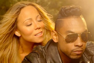 """Mariah Carey's """"Infinity"""" Now Her Highest-Charting Single Since Miguel Pair-Up """"Beautiful"""""""