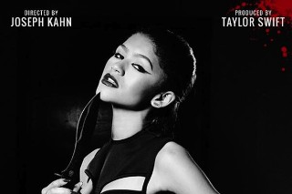 "Taylor Swift Unveils Zendaya's ""Bad Blood"" Video Character"