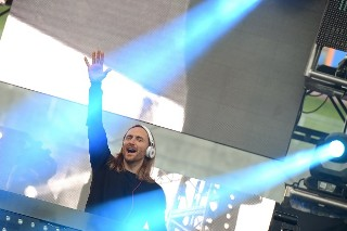 David Guetta Recorded A Song With Hozier