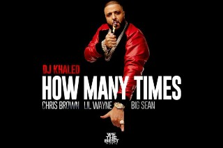 "Watch Chris Brown, Big Sean & Lil Wayne In DJ Khaled's ""How Many Times"" Video"