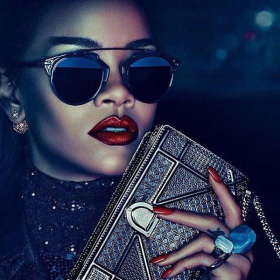 Rihanna Stuns In Dior's 2015 Secret Garden Campaign