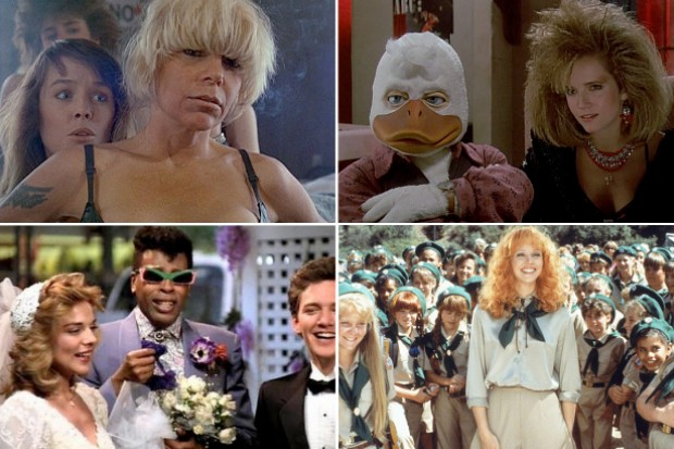 1980s 80s Idolator Reform School Girls Wendy O Williams Troop Beverly Hills Howard The Duck Mannequin Kim Cattrall