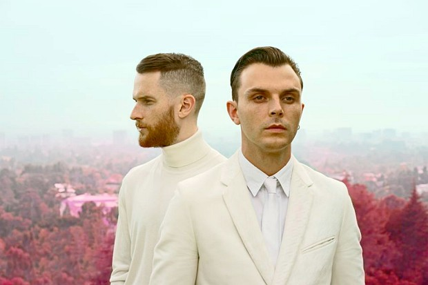 Hurts duo band 2015 Theo Hutchcraft