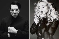 Madonna Responds To Marilyn Manson's Offer Of Sex (Happy Mother's Day, Everyone!)