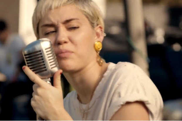 Miley Cyrus Backyard Sessions Joan Jett Different 2015 Happy Hippie Foundation