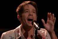 "'The Voice': Nate Ruess Performs ""Nothing Without Love,"" Sawyer Fredericks Sings ""A Thousand Years"""