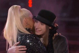 'The Voice': Sawyer Fredericks Wins, Kelly Clarkson And Meghan Trainor Perform