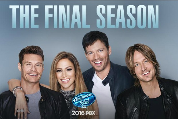 american idol final season jennifer lopez keith urban ryan seacrest harry connick jr