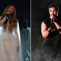 Hear A Full Version Of Drake & Beyoncé's