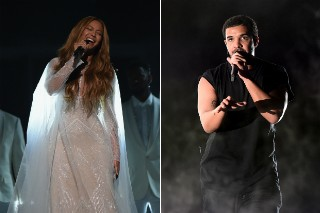 "Hear A Full Version Of Drake & Beyoncé's ""Can I"""