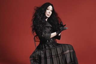 Cher Serves Gothic Glamor As The Face Of Marc Jacobs' 2015 Fall Campaign: See The Pic