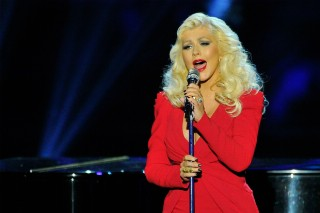 """Hear Christina Aguilera's 'Finding Neverland' Ballad """"Anywhere But Here"""""""