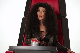 Christina Aguilera Does Awesome Impressions Of Britney Spears, Miley Cyrus, Cher & More In 'The Voice' Skit: Watch