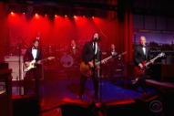 "Foo Fighters Perform ""Everlong"" On Final Episode Of 'Late Show With David Letterman': Watch"