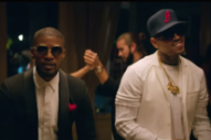 "Jamie Foxx Throws A Party With Chris Brown In His ""You Changed Me"" Video : Watch"