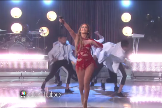 Jennifer Lopez Performs Greatest Hits Medley On 'The Ellen Degeneres Show': Watch