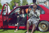 "Tinie Tempah & Jess Glynne Are Ready For Summer In Their ""Not Letting Go"" Video: Watch"