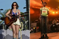 """Kacey Musgraves' """"Merry Go Round"""" Gets A Delicate Shamir Cover"""