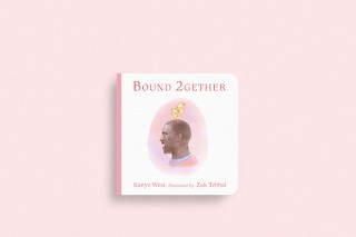 "Kanye West's ""Bound 2″ Song Becomes A Children's Book: Morning Mix"