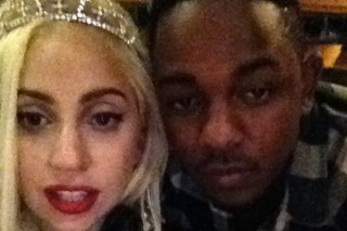 "Kendrick Lamar & Lady Gaga's 2012 Collab ""PARTYNAUSEOUS"" Finally Leaks"