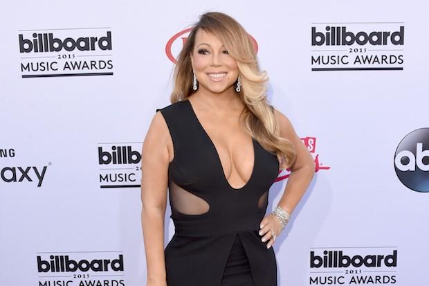 Mariah Carey Is Divatastic At The 2015 Billboard Music Awards
