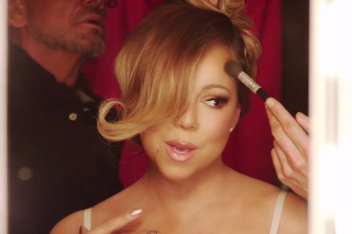 "Mariah Carey Unveils Her Very Glam ""Infinity"" Video Teaser: Watch"