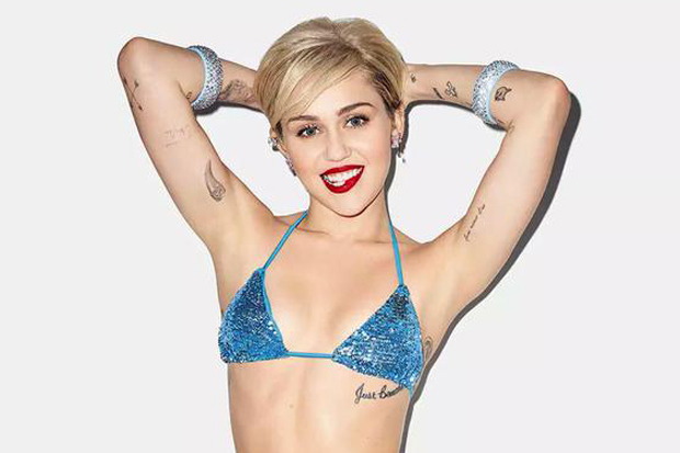 Miley Cyrus Partners With Instagram For Instapride