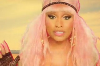 "David Guetta, Afrojack & Nicki Minaj's ""Hey Mama"" Gets A 'Mad Max'-Inspired Video: Watch"