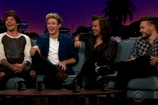 One Direction Reveal New Album Plans & Play Dodgeball In First Post-Zayn TV Appearance