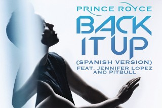 "Jennifer Lopez And Pitbull Reunite On The Spanish Version Of Prince Royce's New Single ""Back It Up"": Listen"