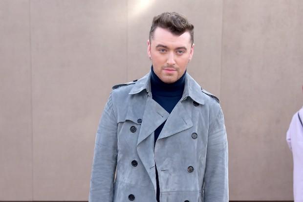 sam smith fashion pea coat