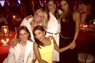 Spice Girls Reunite At David Beckham's Birthday Party: Morning Mix