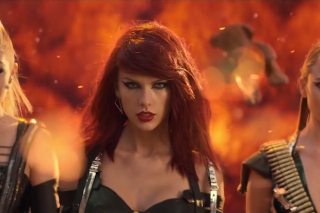 "Taylor Swift's ""Bad Blood"" Video: Review Revue"