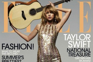 Taylor Swift Covers 'Elle' Magazine's June 2015 Music Issue: 11 Photos