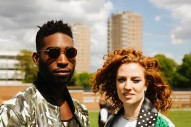 "Jess Glynne & Tinie Tempah Team Up On Their Feel-Good ""Not Letting Go"" Single: Listen"