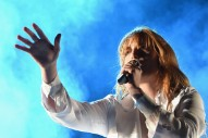 Florence + The Machine To Replace Foo Fighters As Glastonbury Headliner