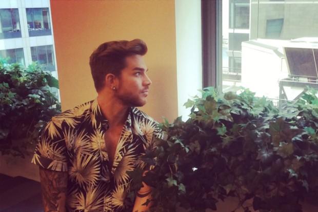 Adam Lambert Idolator The Original High Ghost Town album listen Max Martin interview