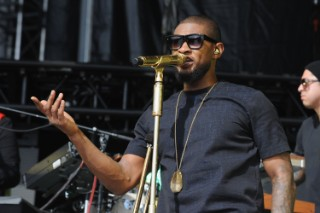 """Usher Turns Nina Simone's """"My Baby Just Cares For Me"""" Into A Sexy R&B Jam"""