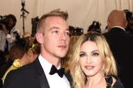 Diplo Closes Out The Year By Saying Some Very Nice Things About Madonna