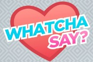 Whatcha Say: Justin Bieber, Adele & One Direction Got Our Readers Talking