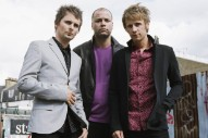 Muse Replace Florence + The Machine On Top Of The Album Chart With 'Drones'