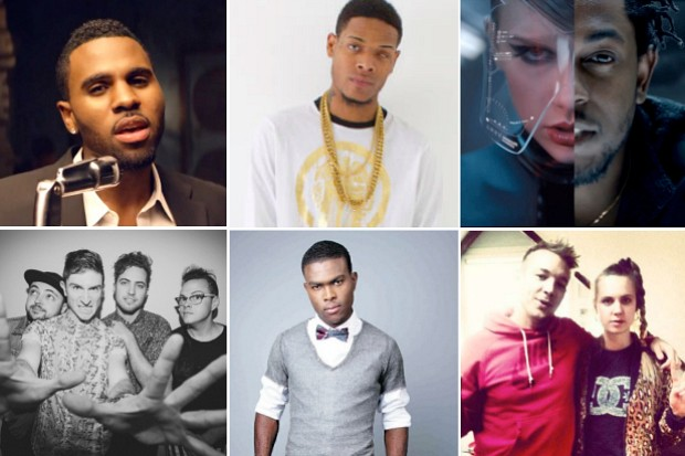 Song Of The Summer Poll Jason Derulo 2015 Fetty Wap Taylor Swift Kendrick Lamar Walk On The Moon OMI Major Lazer MO