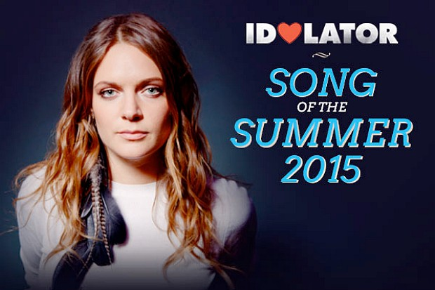Tove Lo Idolator Talking Body Song Of The Summer