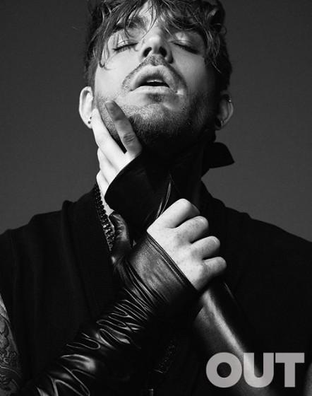 Adam Lambert Covers 'Out' Magazine