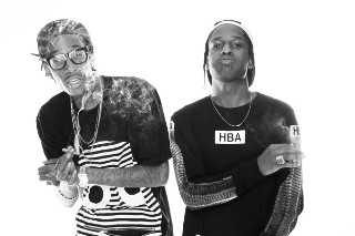 A$AP Rocky & Wiz Khalifa Announce 16-Day European Tour