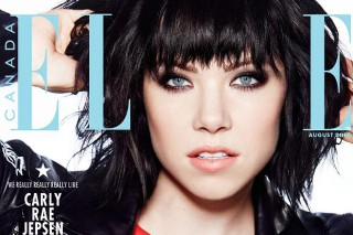Carly Rae Jepsen Covers 'Elle' Canada, Talks About Broadening Her Musical Horizons